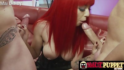 Getting Sucked off hard by Horny Mommies Compilation Part 1