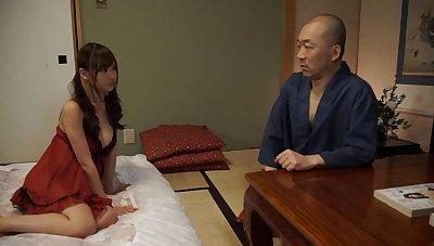 Only nonpareil videos of dazzling Japanese wife Minami Shiraishi