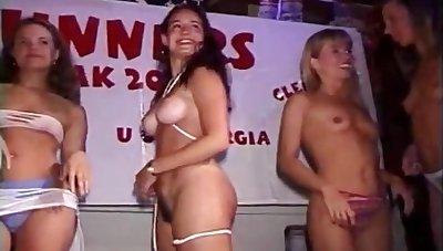 teen casting  Dreamgirls - Wild Party Gi - orgasm