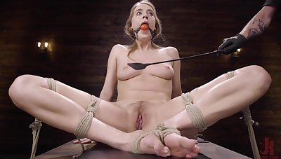 Small tits blondie Cadence Lux gets say no to pussy fucked opportunities in sight