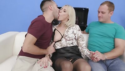 Wife Brittany Bardot Cuddles Her Hubby After Getting Ass Fucked n Creampied