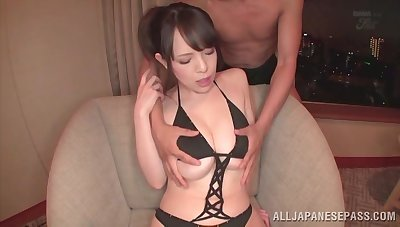 Handsome Japanese chisel Koyomi Yukihira gets fucked by a lucky guy