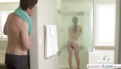 Bootyfull stepsister loves sex even more than say no to stepbrother does