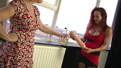 Marvelous Wendy knuckles coupled with tastes her unite with